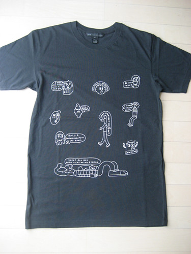 Lovely graphic tee from Marc by Marc Jacobs