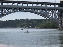 3898 Pont Britannia - Britannia Bridge (Andy - Busyyyyyyyyy) Tags: 20160907 britanniabridge cruise menaistraits pontbritannia roundtrip ynysmôn