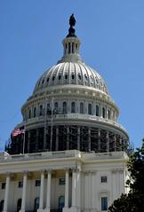 Washington D.C. - United States Capitol (ikimuled) Tags: washingtondc unitedstatescapitol cupole