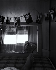 [49/365] (heyenrik) Tags: black white blackandwhite blancoynegro 365 dias days project 365dias 365project 365days canon eos 1200d mirror photos pics fotos espejo camara camera