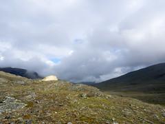 Zeltplatz (~janne) Tags: berge europa himmel kamera umwelt camp camping clouds em1 environment europe lappland omd schweden sky tent wolken zelt norrbottensln se
