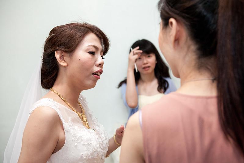 孟峰&梵齡 婚禮紀實-42