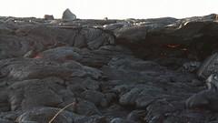 Flowing Lava. (Bob Franks) Tags: park volcano hawaii lava national flowing