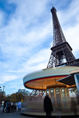 Manège Tour Eiffel (_PEC_) Tags: paris france pose photo pix photographie image picture pic toureiffel parisian manege pec longue nd400