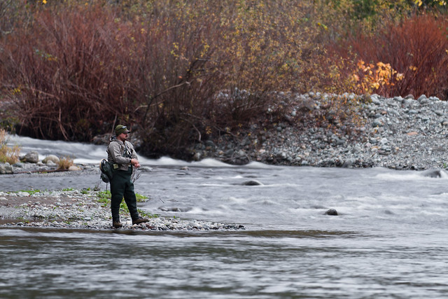 Seth on the Snoqualmie