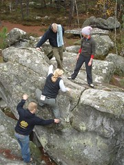 font10_025 (Stabbsy) Tags: elephant bouldering fontainebleau font2010