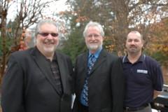 Jim Croy, James Hudgins and Bryan Loudermill