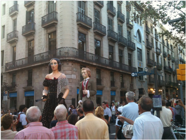 Transforming Civic Space: Learning from Barcelona