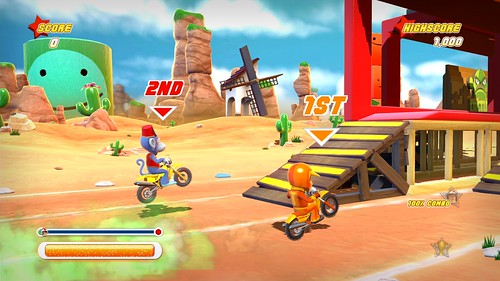 Joe Danger new characters