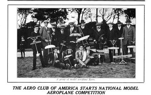 Aero Club Model Airplane Competition