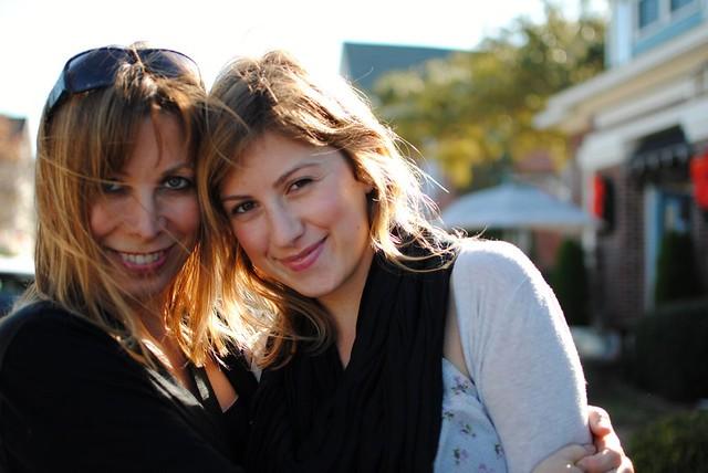 mom + me <3