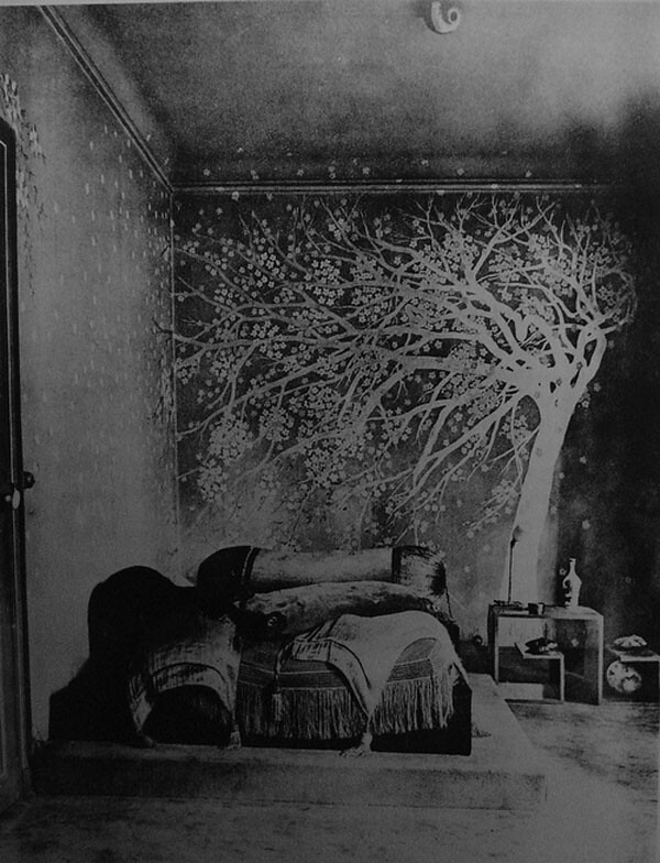 Bedroom by Paul Poiret, 1924