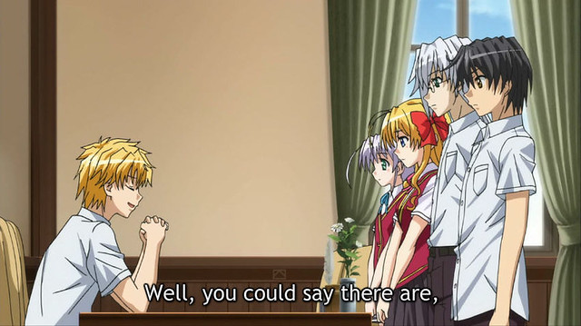 Fortune Arterial 赤い約束 EP08