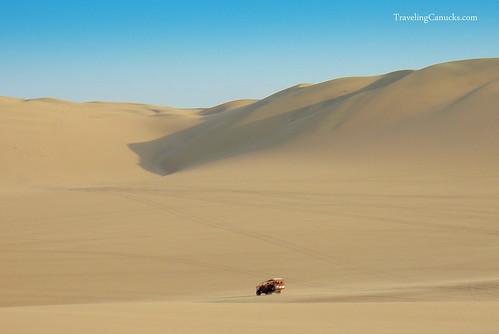 Huacachina Sand Dunes, Peru