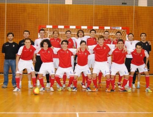 SC Braga - Equipa de Futsal ©SC Braga