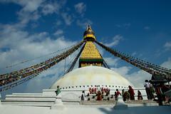 Boudhanath - Nepal
