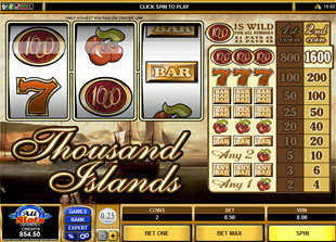 Thousand Islands slot game online review