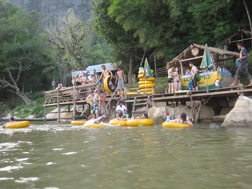Vang Vieng Boat Tour