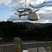 Zay checks out alien activity @ Arecibo Observatory