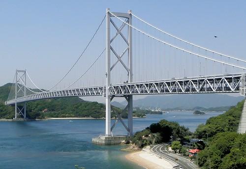 因島大橋 画像