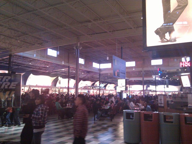 Ontario Hills Mall Foodcourt