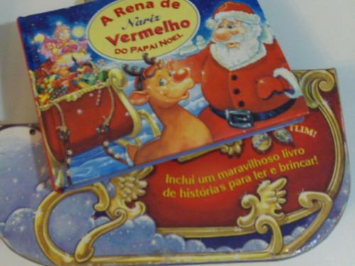 No @pqleitores: A rena de nariz vermelho do Papai Noel