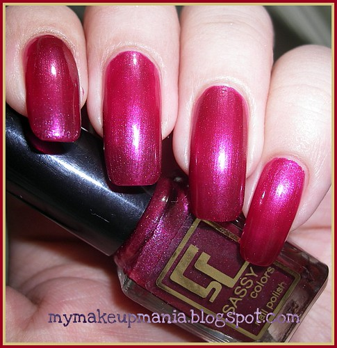 Sassy colors nail polish #62