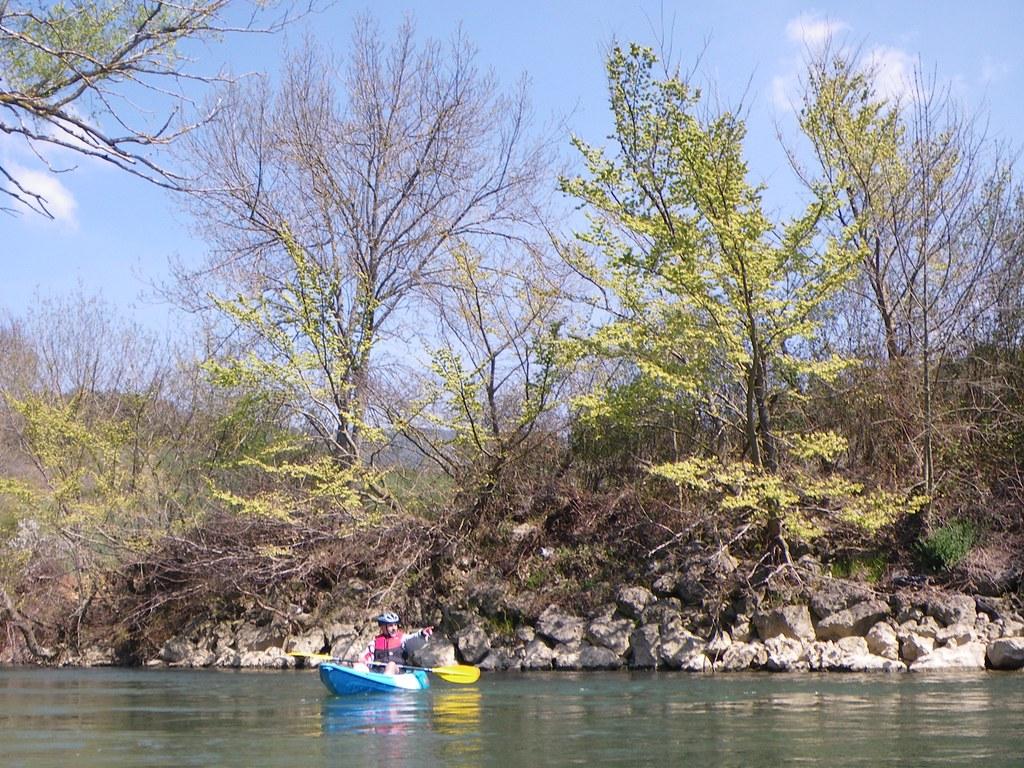 Descenso del Río Arakil en kayak 028