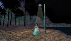 What is this streetlight doing here? (Nepherses Amat) Tags: fantasy terraforming nephersesamat 3sims