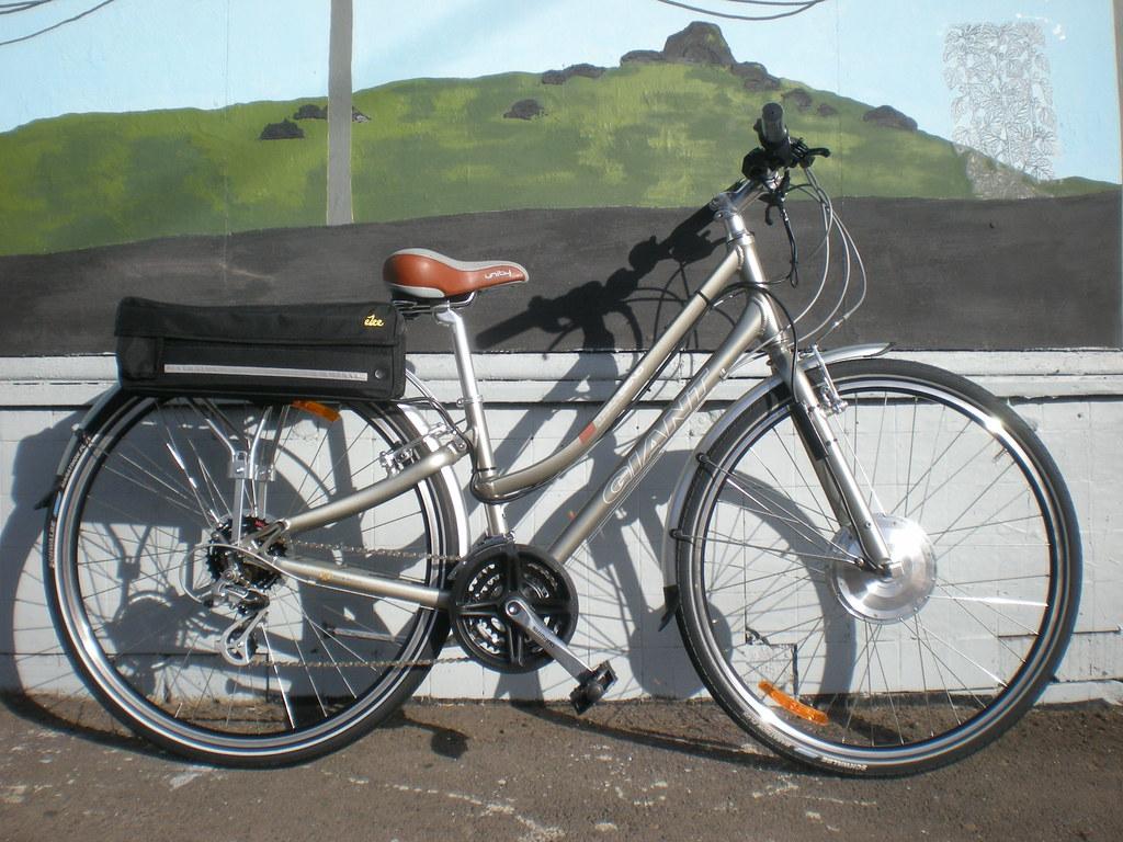 Giant Transend e-bike 3