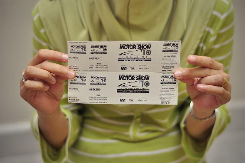 Kuala Lumpur International Motorshow 2010 (KLIMS'10)