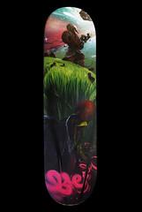TROYA_CUSTOM (BREakONE) Tags: horse black detail painting de effects graffiti war paint break hand time grafiti troya character board troy battle before graffity deck mammoth skate land colored characters rooster graff custom trojan gaffiti sux galo barcelos cfs galos breakone gsby