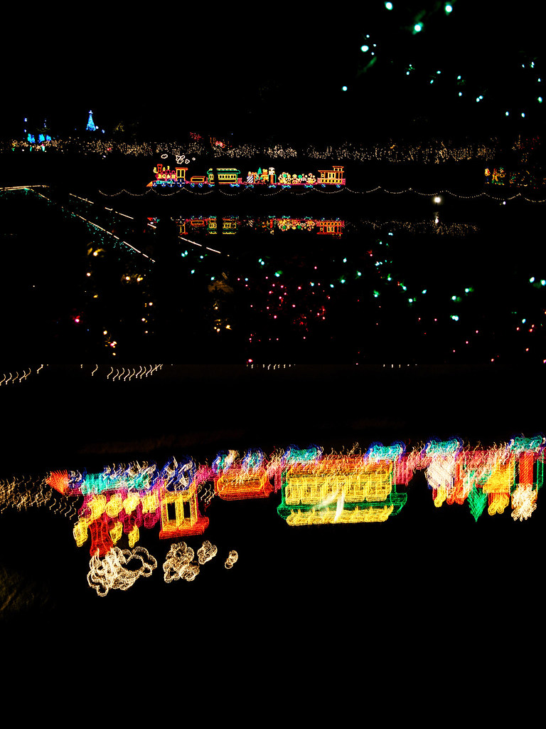 Bellingrath Gardens Christmas lights 17
