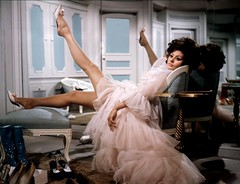 Sophia Loren (Famous Fashionistas (First)) Tags: 1966 1960s arabesque christiandior sophialoren 1960sfashion marcbohan