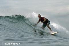 Frenchie (liquidmocean) Tags: bali surfing surfspot waterhousing seranganisland