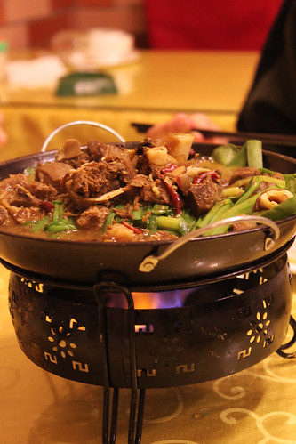 Lamb stew in Nanjing, day 34