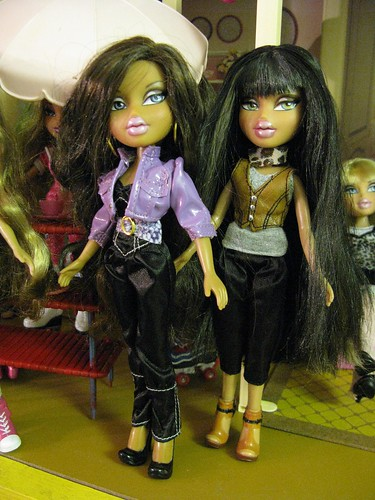 New Bratz Shira & Shadi