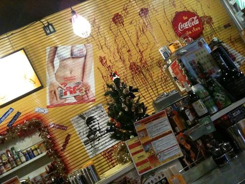 タイ料理のスパイスマーケット店内1