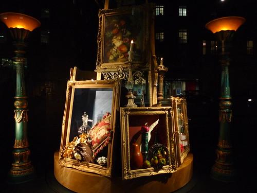 Vitrines de Noël - Fortnum&Mason - Londres novembre 2010