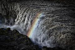Dettifoss (rugga76) Tags: fall nature island iceland wasserfall natur hdr dettifoss