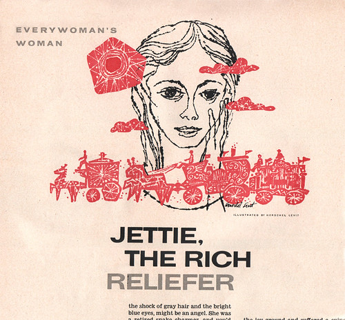 Jettie, The Rich Reliefer