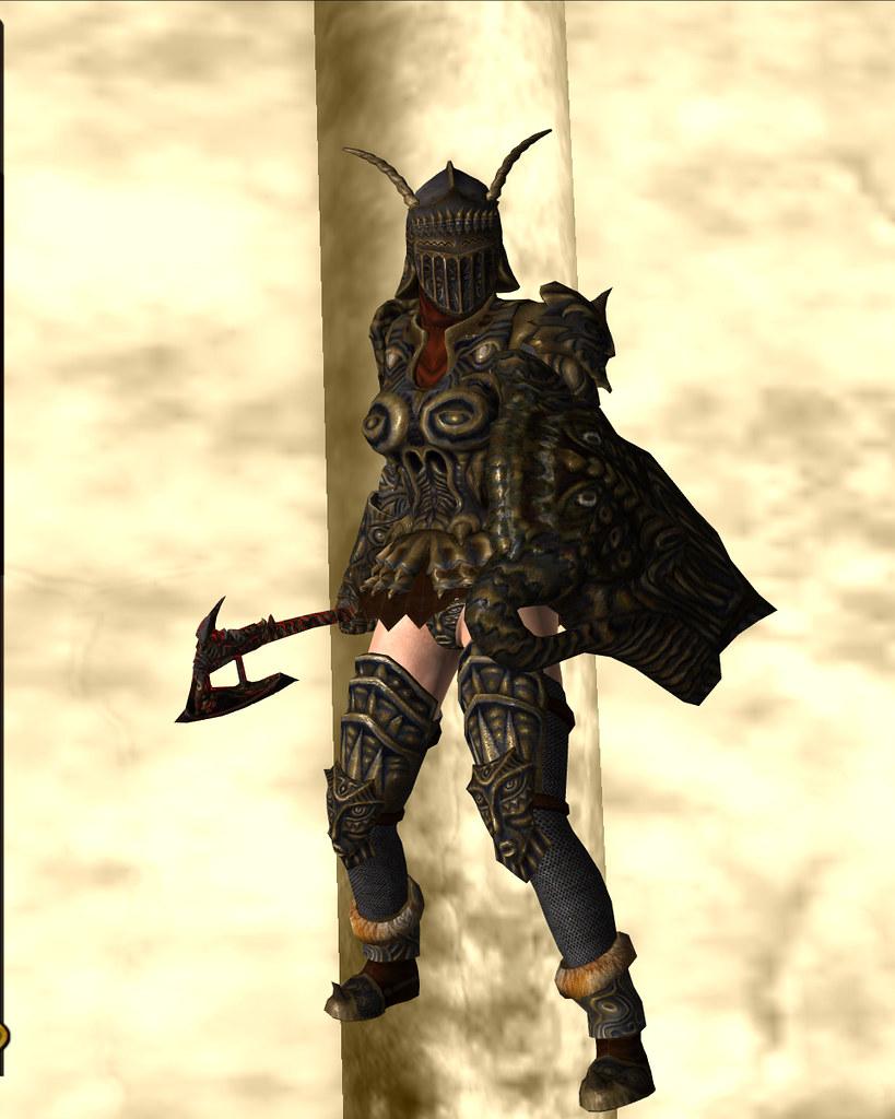 madness armor with count cirion's helmet (colourwheel) 05
