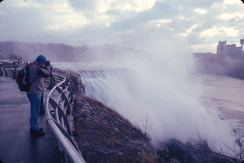 Niagara Falls in Kodachrome 2010