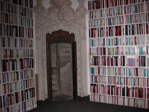Biblioteca da Regaleira