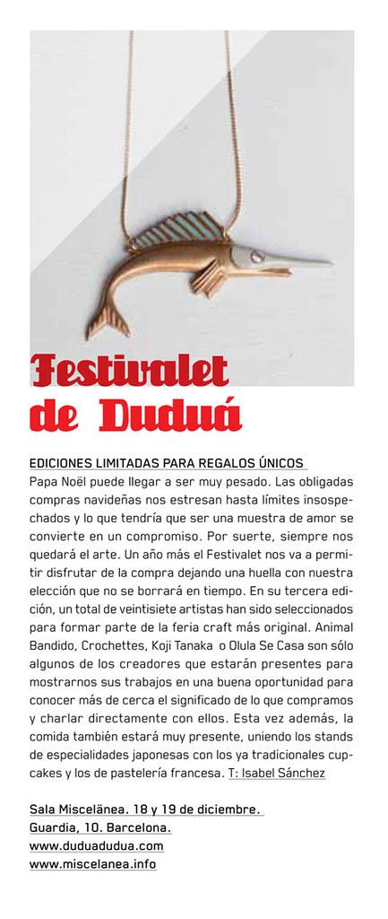 Festivalet en La Mono