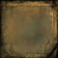 Tin type transformation #2 (jinterwas) Tags: old wallpaper brown green texture yellow jaune groen background grunge free overlay vert dirty textures cc creativecommons layer backdrop layers geel oud grungy bruin overlays achtergrond vuil t4l freetouse