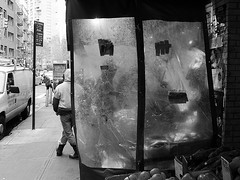 StreetScene (Street Witness) Tags: street nyc chinatown market samsung grocery passerby nv7