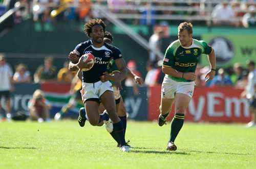 USA Eagles Vs South Africa - Miles Craigwell. Photo Credit: usarugby.org.