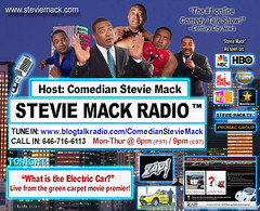STEVIE MACK RADIO -  What is the Electric Car Premier -12-14-2010
