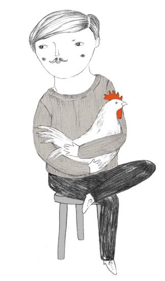 monsieur coq